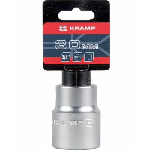"Klucz nasadowy 6-kt. 3/4"" 30 mm KRAMP"