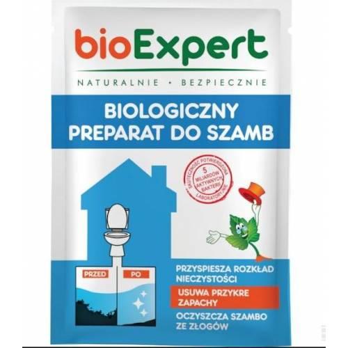 PREPARAT BIOLOGICZNY 25G DO SZAMBA I KANALIZACJI