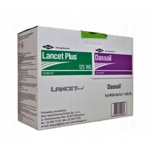LANCET PLUS 125WG 1kg