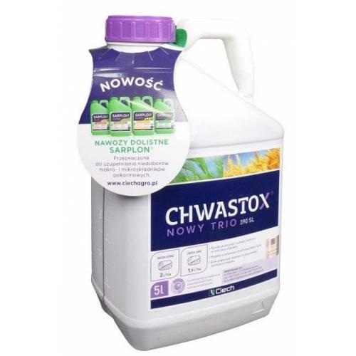 CHWASTOX TRIO NOWY 390SL 5 L CIECH