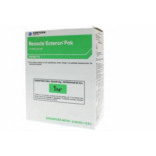 REXADE PAK Rexade 50 g + Esteron 600 EC 500 ml