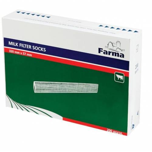 WKŁAD FILTRA 320x57 FARMA RUROWY DO MLEKA