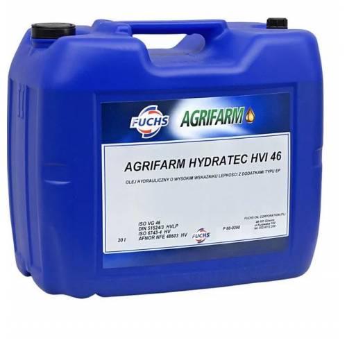 OLEJ AGRIFARM HYDRATEC HVI 46 20L FUCHS