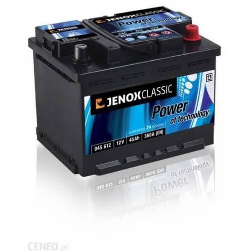 AKUMULATOR 12V 74AH 680A JENOX