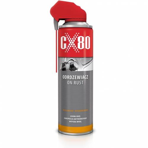 ODRDZEWIACZ ON-RUST CX-80 500ML DUO-SPRAY