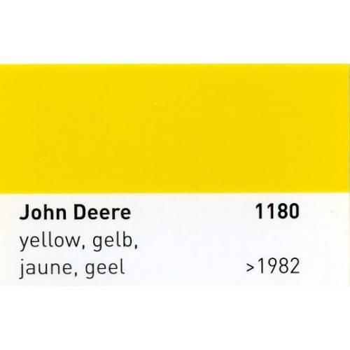 LAKIER JOHN DEERE ŻÓŁTY OD 1982 ROKU 1L