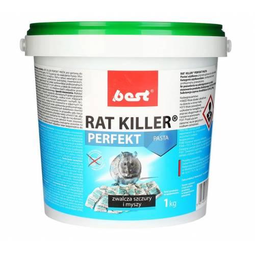 RAT KILLER PERFECT PASTA 1KG