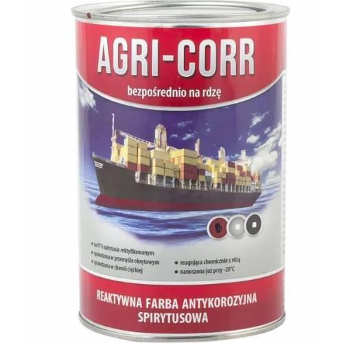 FARBA PODKŁADOWA AGRI-CORR CORR-ACTIVE SZARA 1L