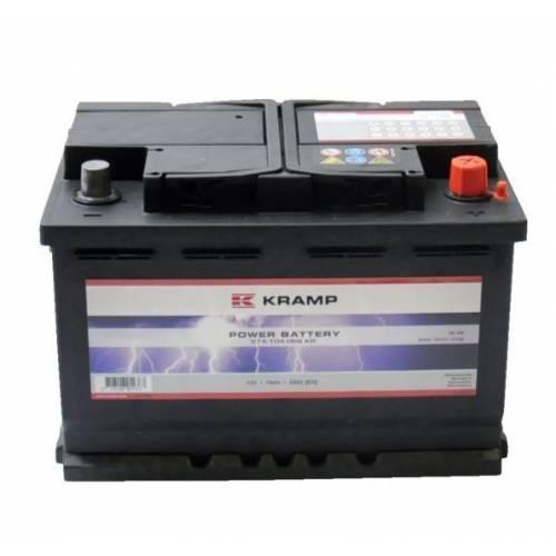 Akumulator KRAMP 12V74 Ah  680A