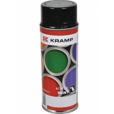 LAKIER CZARNY MAT SPRAY KRAMP 400 ML