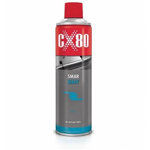 SMAR BIAŁY 500ML AEROZOL SPRAY CX-80