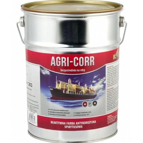 Farba podkładowa Corr-Active czerwona 5 L