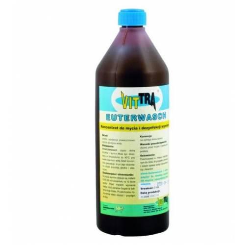 Preparat do przedudojowej higieny wymion Euterwash