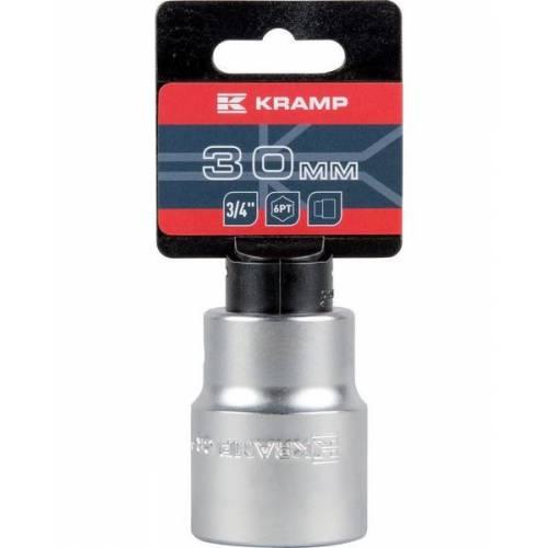 "Klucz nasadowy 6-kt. 3/4"", 30 mm KRAMP"