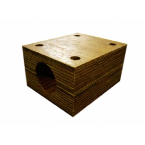 JAG15-0010 Panewka drewniana FI-33mm MF 238124M1
