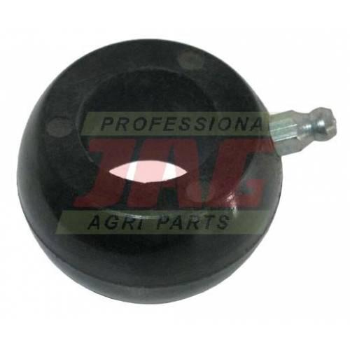 ŚLIZG PLASTIKOWY MF JAG14-0012 25x50 mm