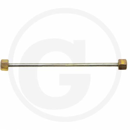 Przewód wtryskowy 400mm M14X1,5-M14X1,5