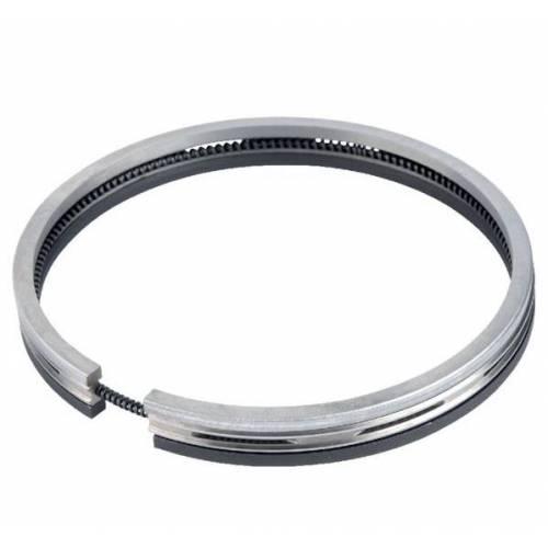 Pierścienie tłokowe silnika 3 pierścienie 102 mm