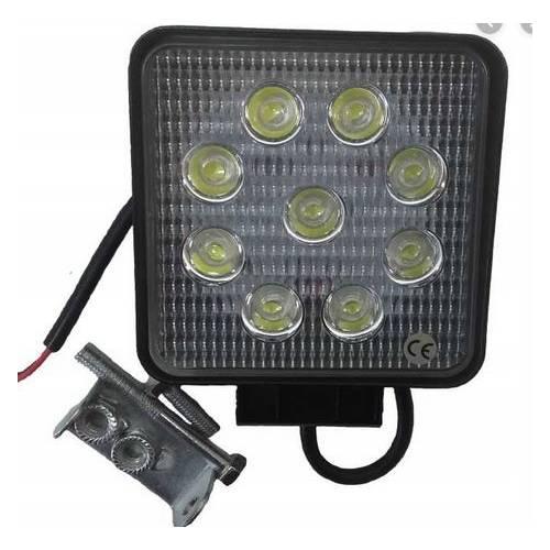 LAMPA ROBOCZA LED 27W światło skupione