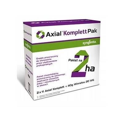 AXIAL KOMPLETT PAK 1L+ 2PIKE SYNGENTA