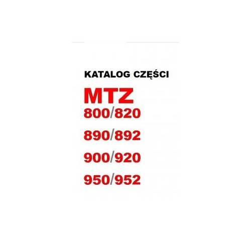 KATALOG MTZ 800/820/890/892/900/952