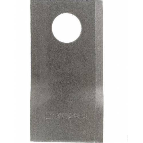 Nożyk kosiarki, 93 x 48 x 3, FI- 19mm, lewy TARRUP