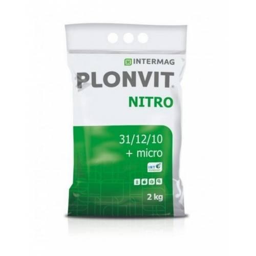 PLONVIT NITRO 2 kg  NPK 31-12-10 ONTERMAG