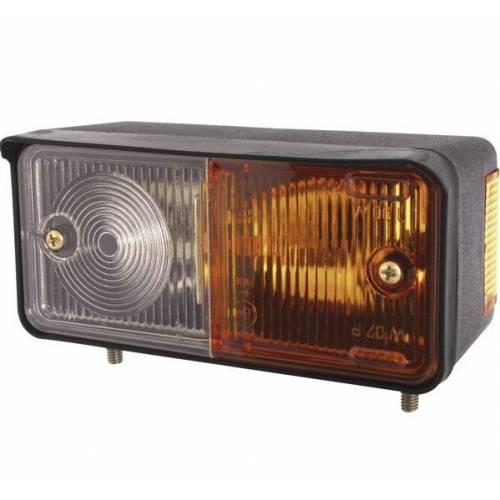 LAMPA NA BŁOTNIK C-360 LEWA W06L