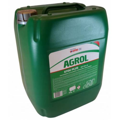 AGROL STOU PLUS 10W40 20L LOTOS