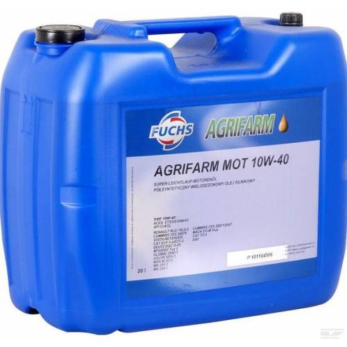 Olej Agrifarm MOT 10W40. 20 L