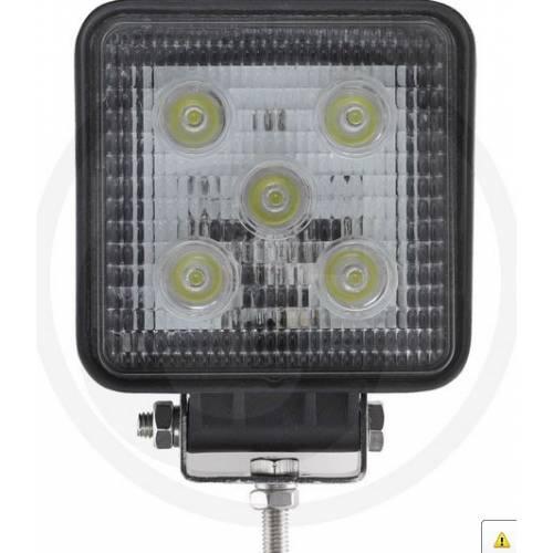 LAMPA ROBOCZA LED KWADRATOWA