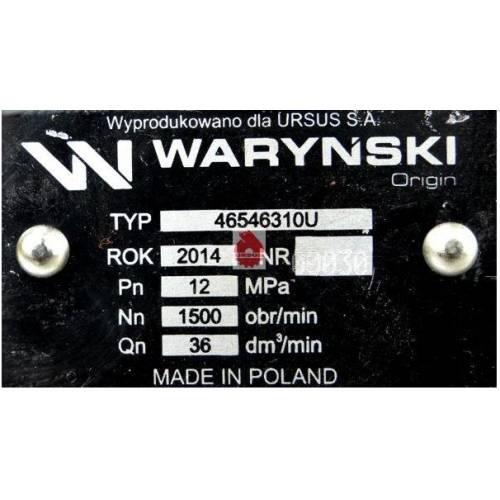 Pompa hydrauliczna wzmocniona 36l/min C-360 ursus