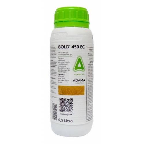 GOLD 450EC 0.5 L